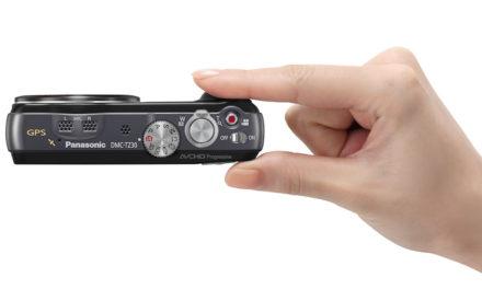 Nuevas cámaras de fotos Panasonic de las series TZ, FT y FX