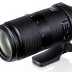 Detalles técnicos del nuevo objetivo Tamron 100-400mm ƒ/4,5-6,3 Di VC USD