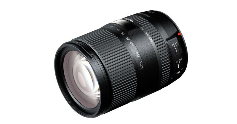 En desarrollo un nuevo objetivo Tamron 16-300 mm