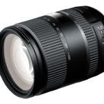 En desarrollo un nuevo objetivo Tamron 28-300 mm