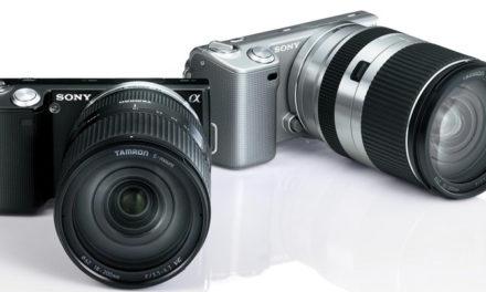 Tamron 18-200 VC para Sony NEX