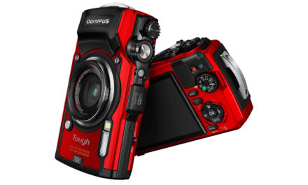 Olympus Tough TG-5, la nueva cámara acuática y resistente de Olympus