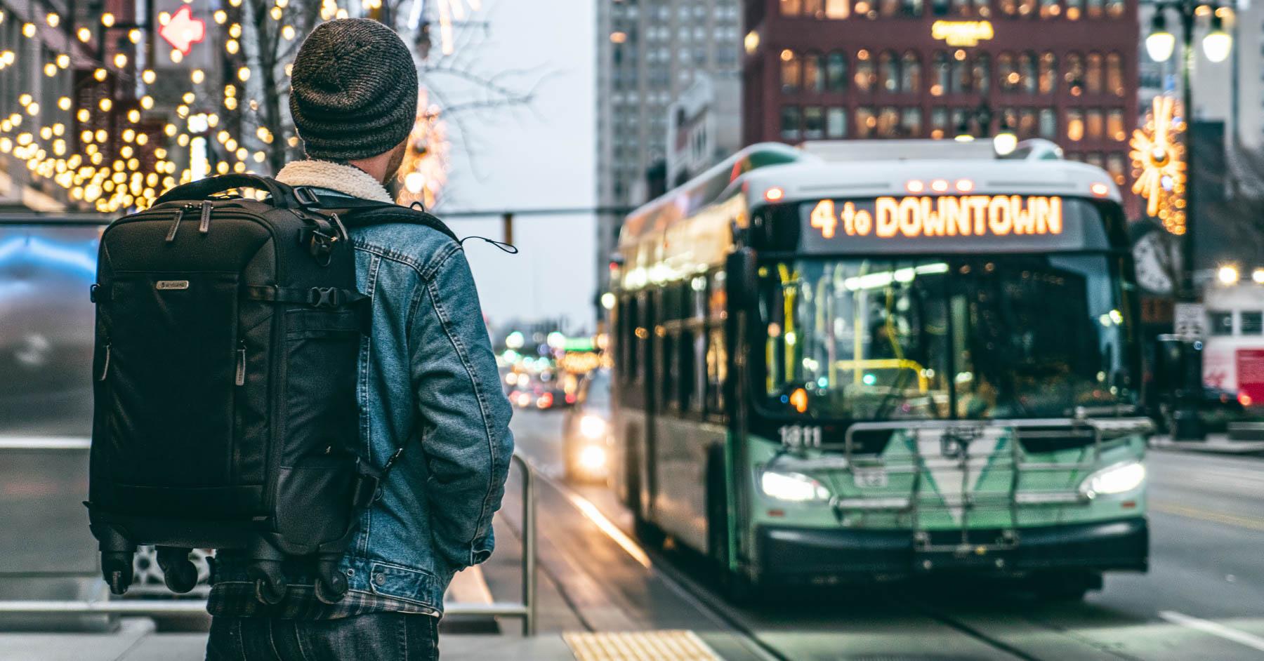 Nuevas mochilas, trolleys y bolsas de VANGUARD VEO SELECT