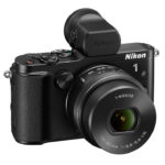 Nikon 1 V3, nuevo modelo compacto con pantalla táctil abatible