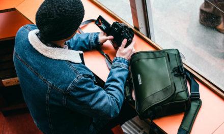 Nuevas bolsas de hombro fotográficas Vanguard VEO Select