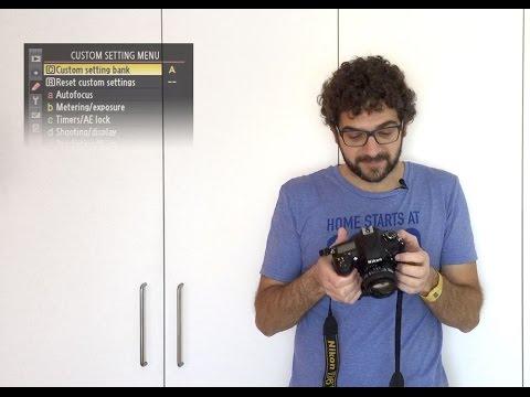 ¿Qué ajustes de cámara utilizo?