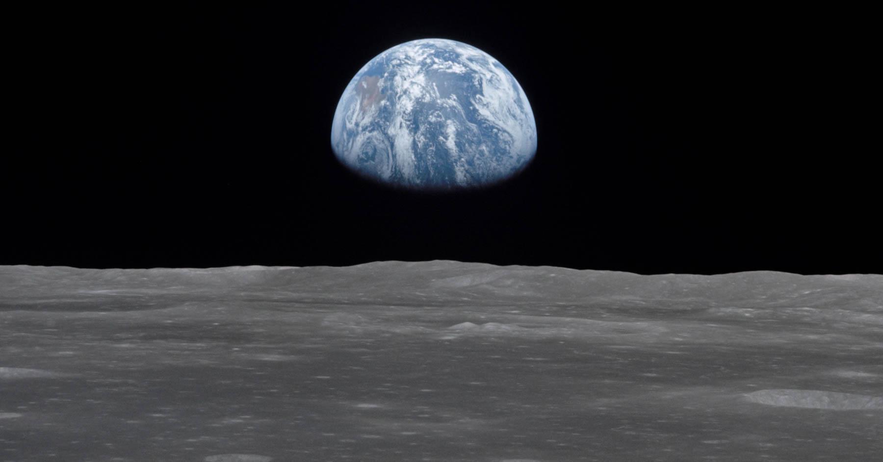 Hasselblad celebra los 50 años de su llegada a la Luna