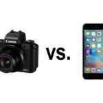 Canon G5X vs. iPhone 6S Plus