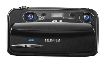 Nueva Fuji FinePix REAL 3D W3, ahora con video 3D en HD