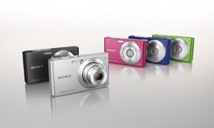 Sony presenta las nuevas Cyber-shot DSC-W630 y DSC-W610