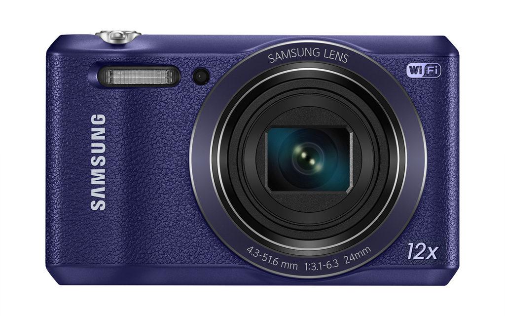 Nuevas cámaras compactas de Samsung