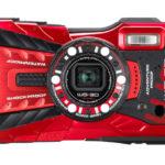 Ricoh presenta dos nuevas cámaras acuáticas: WG-30 y WG-30W (con WiFi)
