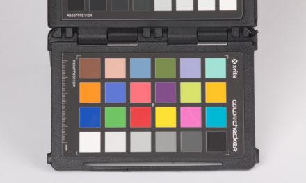 Trabajando en estudio con la X-Rite ColorChecker Passport
