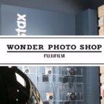 Wonder Photo Shop en Barcelona. La tienda conceptual de Fujifilm.