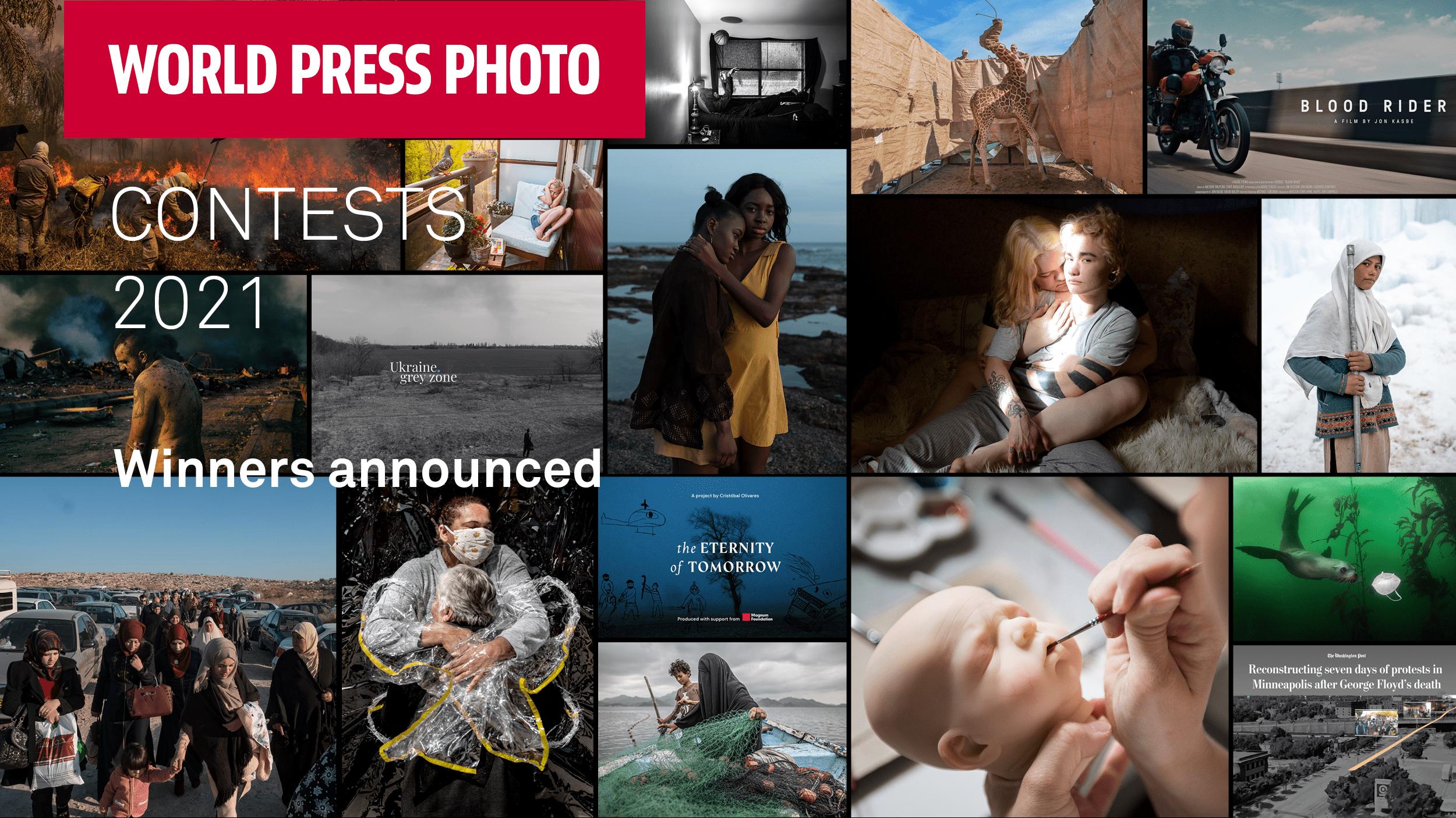 World Press Photo 2021 – Todos los ganadores y sus fotografías