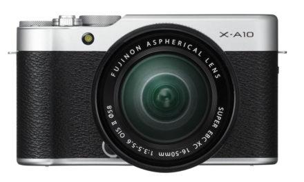 Fujifilm X-A10, el nuevo modelo de entrada a la serie X