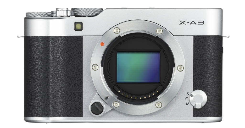 X-A3_Silver_front