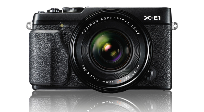 X-E1_Black_Front_23mm_Ref