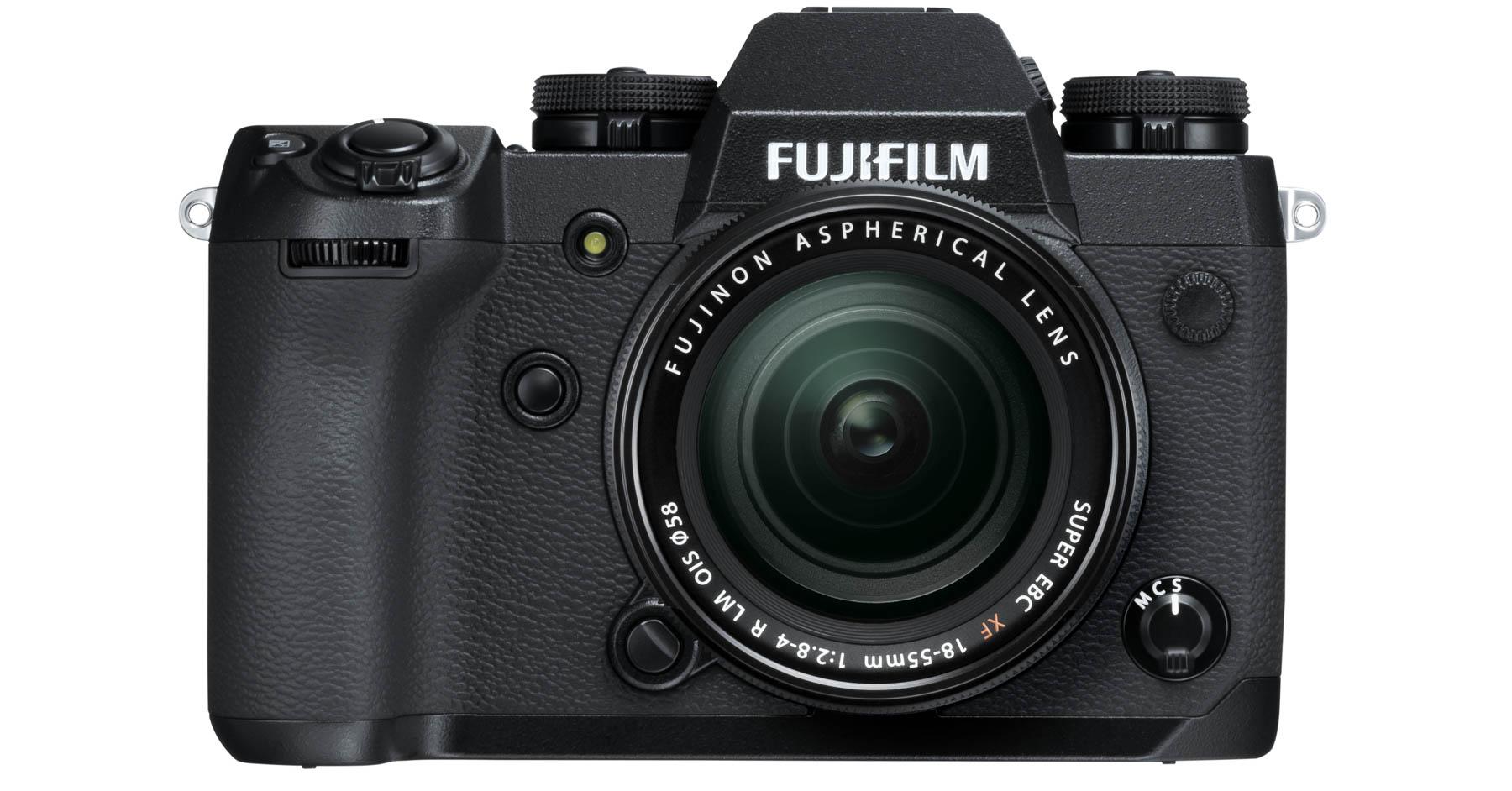 Fujifilm X-H1, la nueva cámara de la serie X pensada para videógrafos