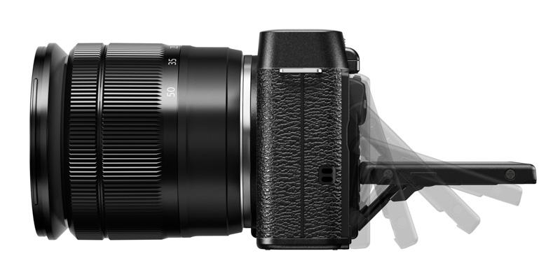 X-M1_Black_Left_16-50mm_Tilt_LCD_Tilting-3