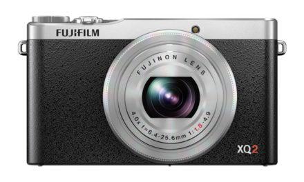 Nueva Fuji XQ2, la más pequeña de la serie X