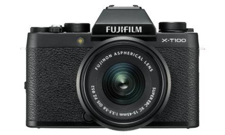 Fujifilm X-T100, descubre la nueva cámara pequeña y potente del sistema X