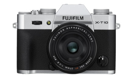 Nueva Fujifilm X-T10, entre otras novedades