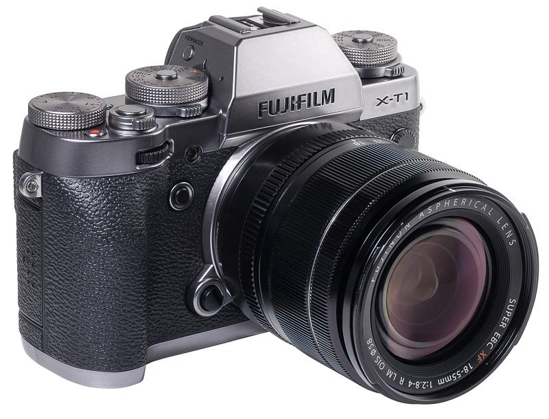 Fujifilm X-T1 Graphite Silver Edition, con novedades exclusivas