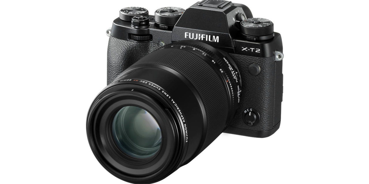 Nuevo objetivo Fujifilm XF 80mm ƒ/2,8 Macro y anunciados un ultra gran angular y super tele