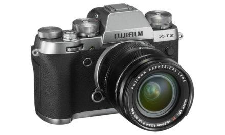 Fujifilm X-T2 y X-Pro2 ahora en edición especial Graphite Silver