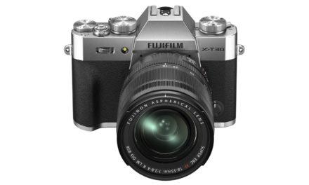 Nueva cámara Fujifilm X-T30 II y nuevos objetivos 23mm y 33mm ƒ/1,4