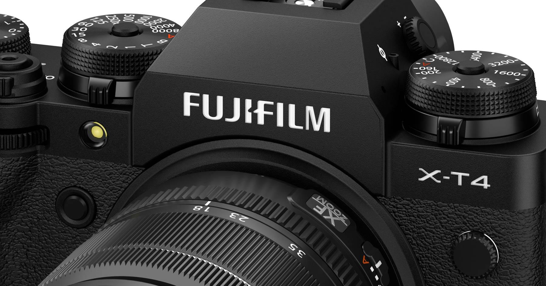 Fujifilm X-T4, la nueva cámara tope de gama de la serie X (vídeo con toma de contacto)
