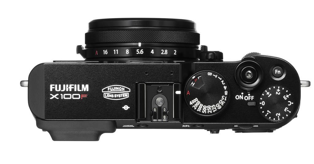 Fujifilm X100F, con nuevo procesador y sensor de 24,3 megapíxeles