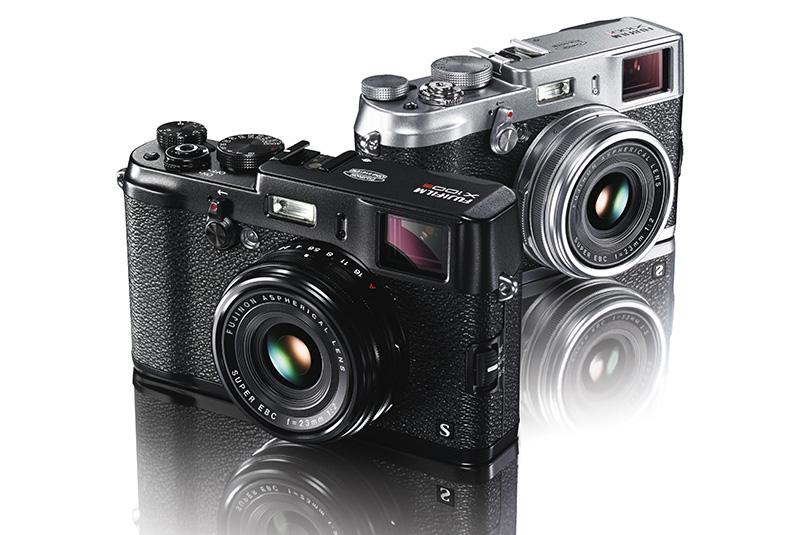 Nueva Fujifilm X100s en color negro