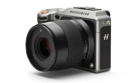 Hasselblad X1D, la primera cámara sin espejo de formato medio