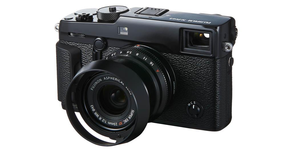 XF23mmF2 R WR_Black+LH-XF35-2+X-Pro2