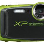 Fujifilm XP120, nueva cámara acuática y resistente