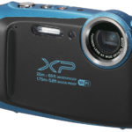 Fujifilm XP130, nueva cámara acuática y resistente
