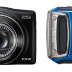 Fujifilm F800EXR y XP170, nuevas cámaras compactas