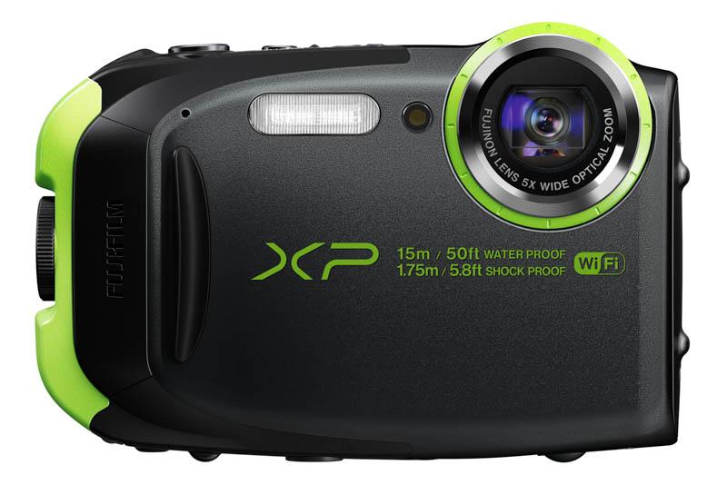 Nuevas Fuji FinePix: XP80, S9800 y S9900W