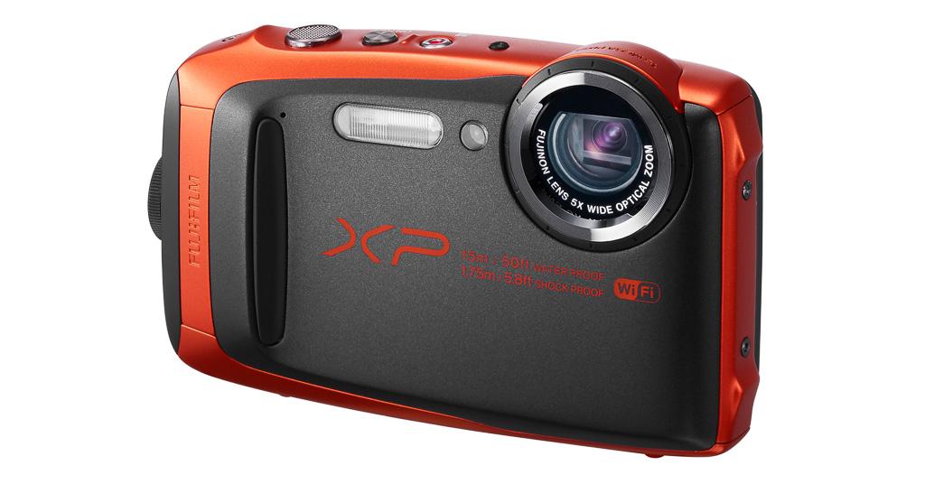 Fujifilm FinePix XP90, la nueva cámara resistente