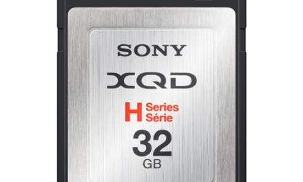 Nuevas memorias XQD de Sony y SD de Sandisk