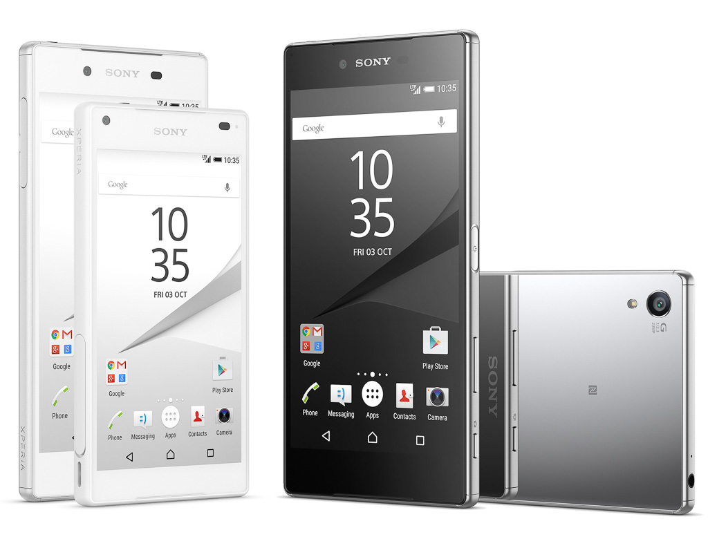 Nuevos Sony Xperia Z5, con el autofocus más rápido del mundo en un smartphone