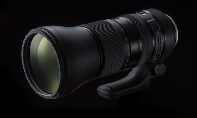 Tamron actualiza su objetivo superzoom 150-600mm f/5-6,3