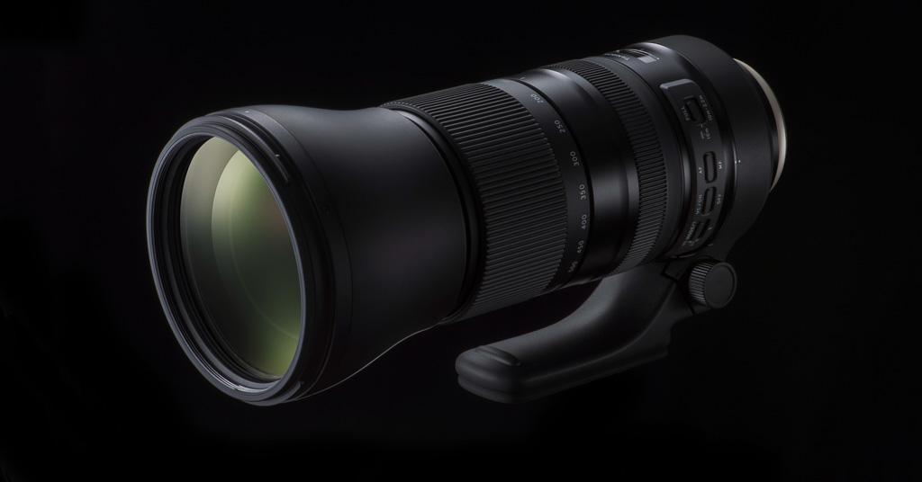 Tamron actualiza su objetivo superzoom 150-600mm f/5-6,3