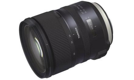 Tamron SP 24-70mm ƒ/2,8 Di VC USD G2, llega la segunda generación de este zoom