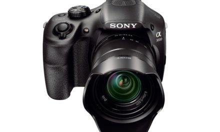 Sony A3000, nueva cámara SLT asequible