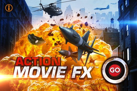 Crea vídeos de acción al estilo Hollywood con Action Movie FX