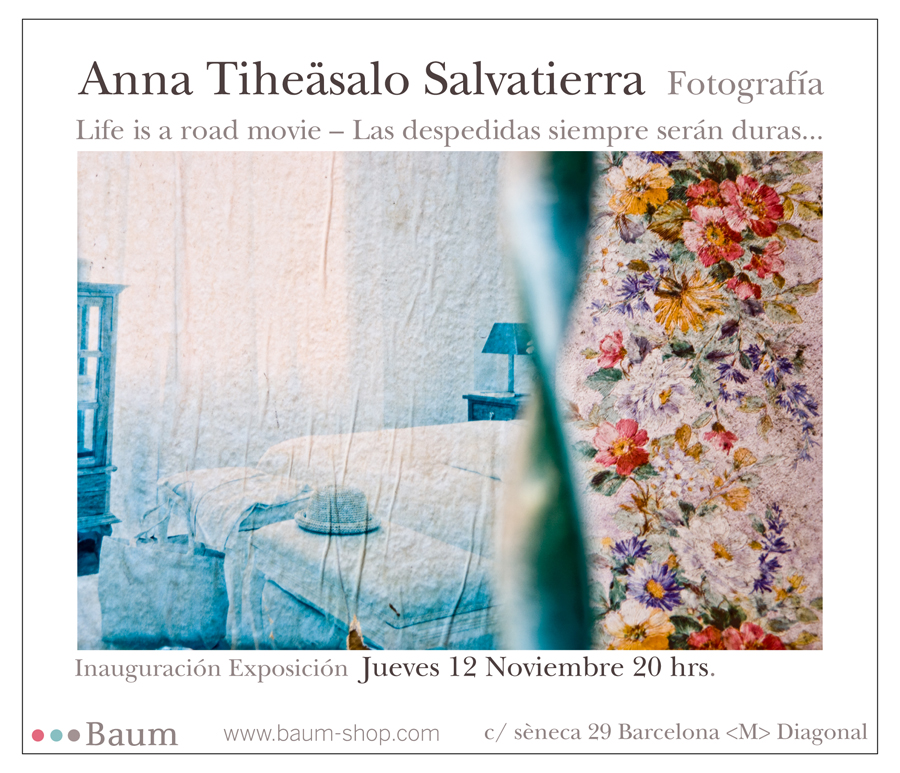 Life is a Road Movie, de Anna Tiheäsalo Salvatierra