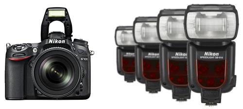 Introducción al Creative Lighting System (CLS) de Nikon